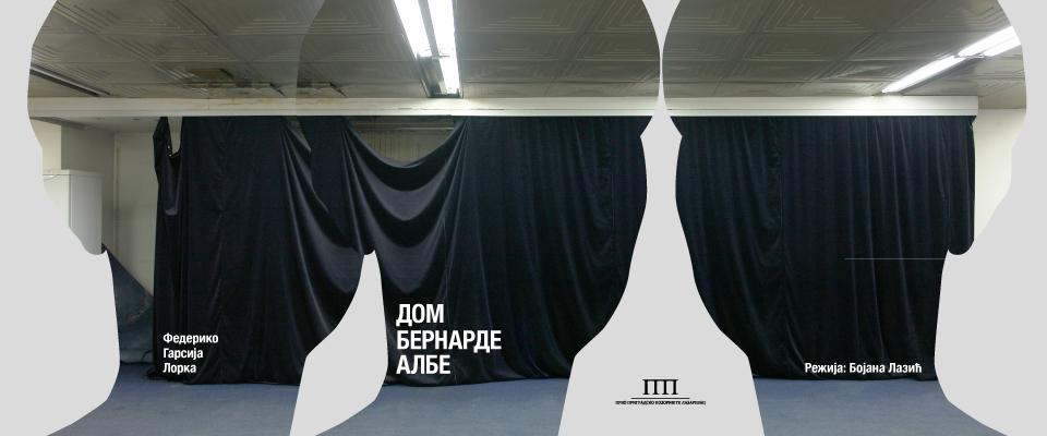 """Predstava """"DOM BERNARDE ALBE"""""""
